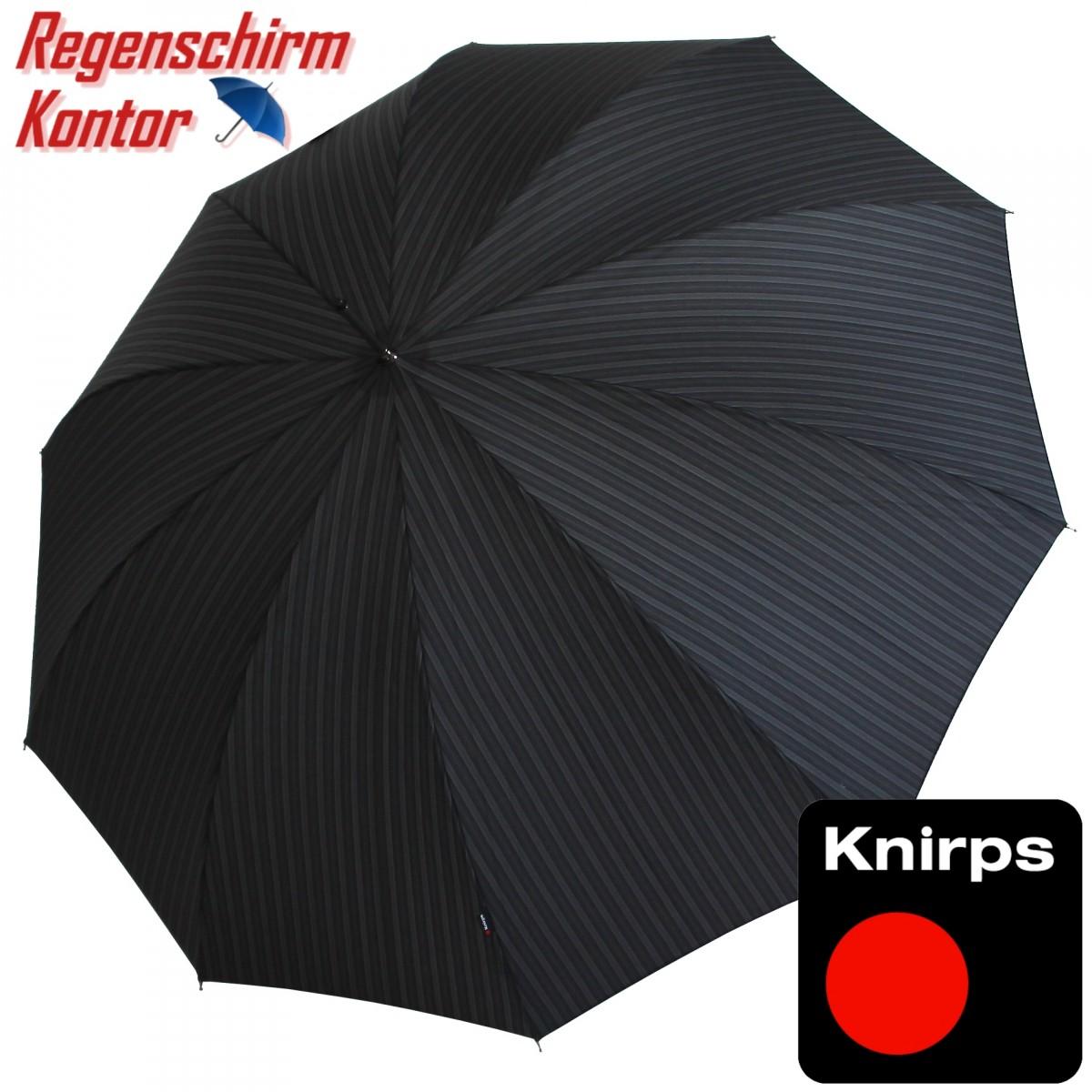regenschirm knirps long ac herrenedition grau. Black Bedroom Furniture Sets. Home Design Ideas