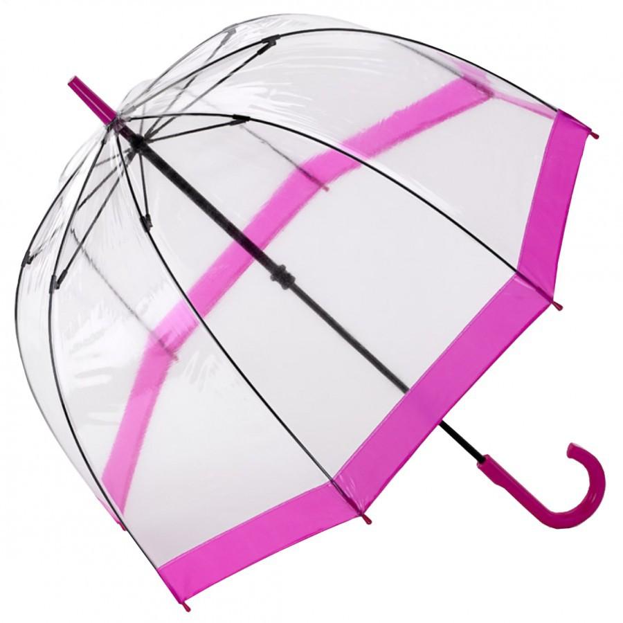 Regenschirm Glockenschirm transparent durchsichtig